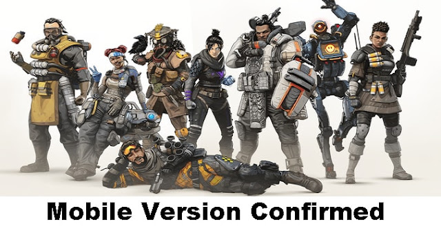 Apex Legends Mobile version coming on Android and iOS