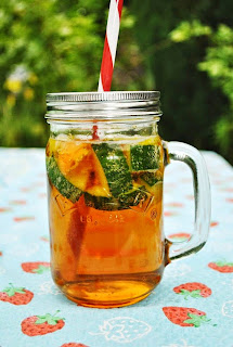 pimms summer drink