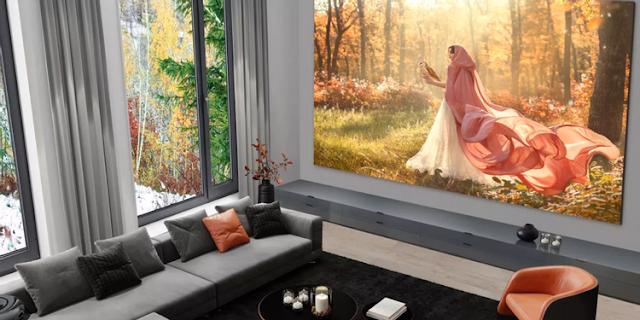 LG ra mắt TV 325 inch có giá 1,7 triệu đô la