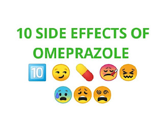Most Common  Side Effects of Omeprazole