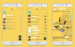 Wolverine Theme For YOWhatsApp & Fouad WhatsApp By Leidiane