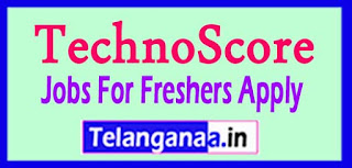 TechnoScore Recruitment 2017 Jobs For Freshers Apply