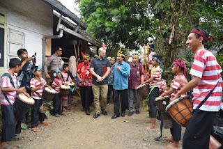 Wabup Muqit Terima Kunjungan Wakil Duta Besar Australia untuk Indonesia
