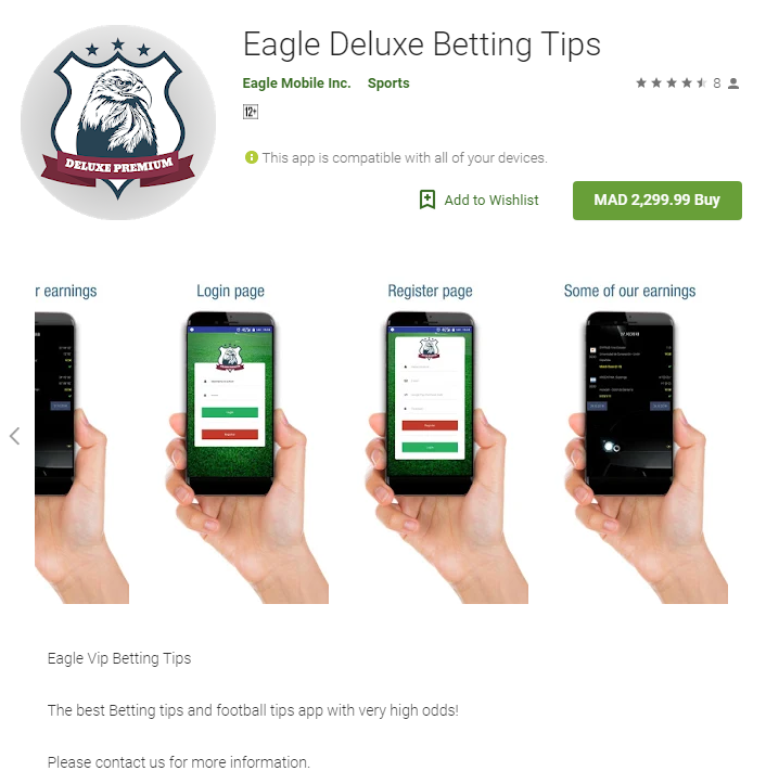 Real betting tips apk download