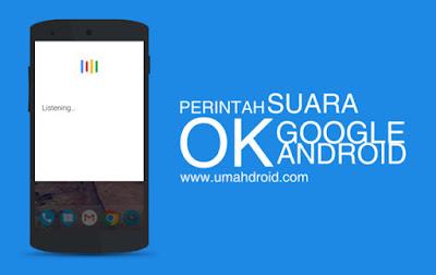 Tutorial Menggunakan OK Google di Android