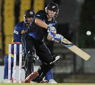 Sri Lanka vs New Zealand 2nd ODI 2013 Highlights