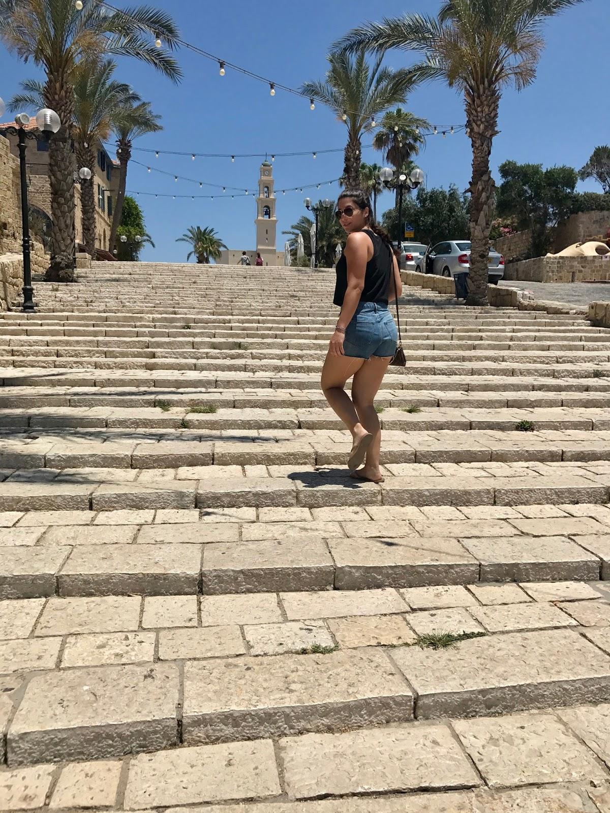 Jaffa Beach Israel