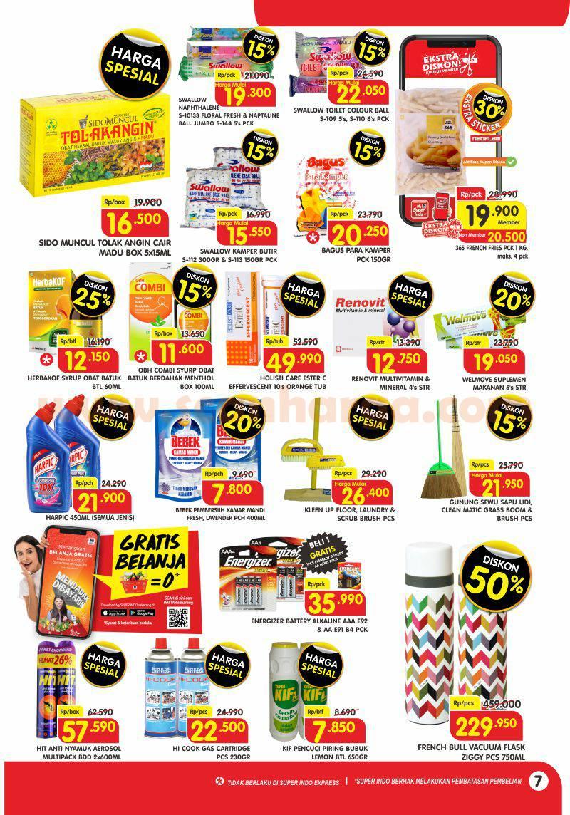 Katalog Promo Superindo Terbaru 3 - 9 Desember 2020 7