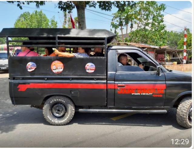Ganda Sediakan Angkutan Gratis Jalur Sawangan-Tanggari-Sampiri Untuk Warga Minut