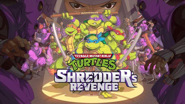 Ninja Turtles Return: DotEmu Announces Teenage Mutant Ninja Turtles: Shredder's Revenge