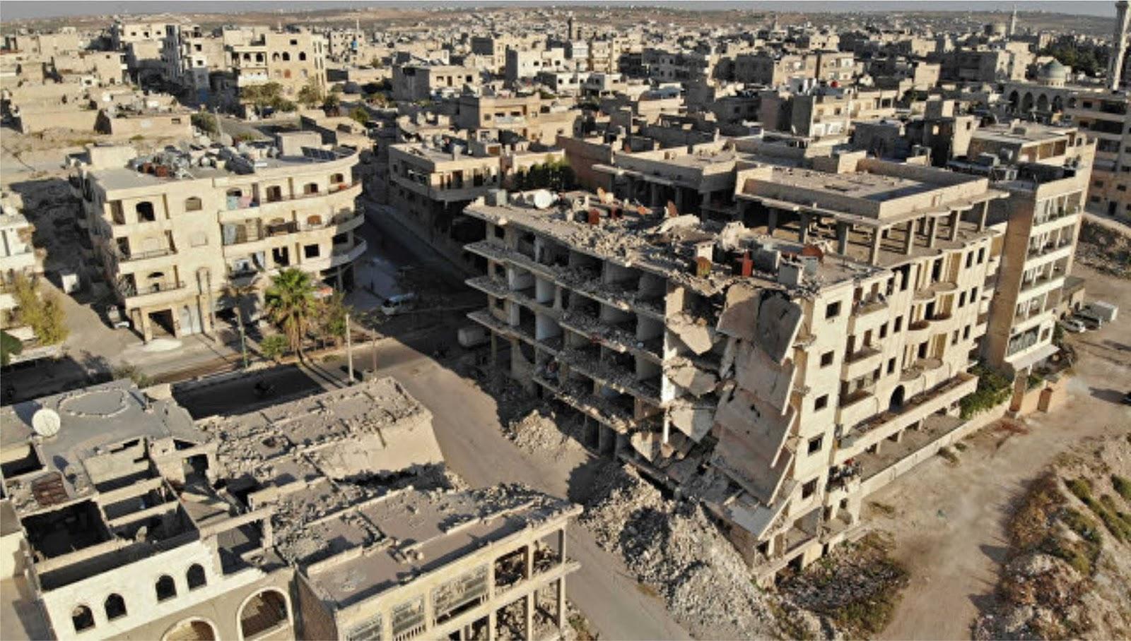 Dua tentara Inggris terluka di Suriah