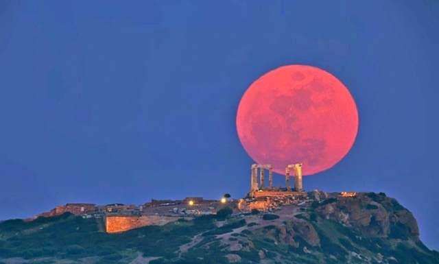 """El 27 de julio se producirá el eclipse total  de """"Luna de sangre"""" más largo de este siglo"""