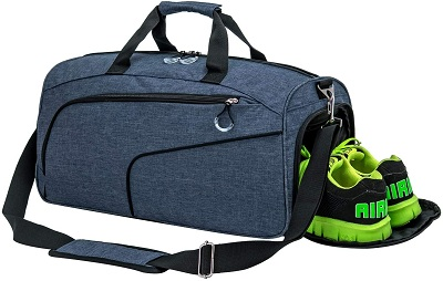 Kuston Sports Gym Bag / Duffle Bag
