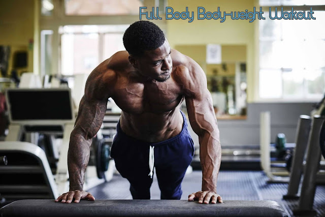 Full Body Body-weight Workout