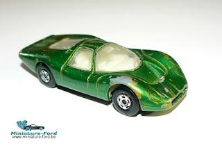 Matchbox, Ford Goupe 6