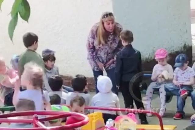 «Что тебе сделать, подонок, бошку оторвать?»: заведующая в краснодарском детсаду ребенку