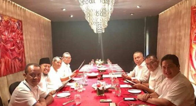 TKN Resmi Dibubarkan Jokowi, Koalisi Bentuk Forum Silaturahmi KIK Penulis