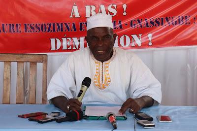Claude Améganvi, Délégué national du parti des travailleurs : « Une dynastie dictatoriale comme celle des EYADEMA-GNASSINBE que nous avons au Togo, est en réalité déjà condamné par l'histoire »