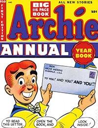 Archie Annual