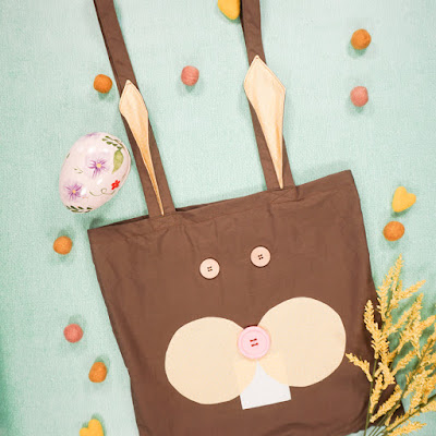 how to sew a bunny bag