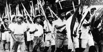 Organisasi Semi Militer dan Militer Masa Pendudukan Jepang