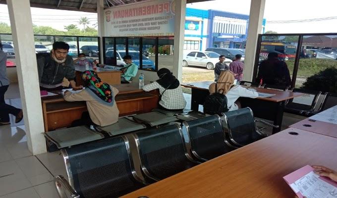 Tingkatkan Pelayanan, Polres Serang dapat Apresiasi dari Ombudsman Banten