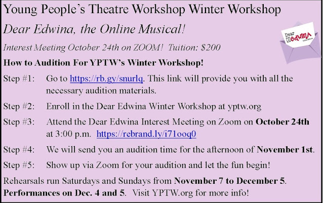 Young People's Theatre Workshop