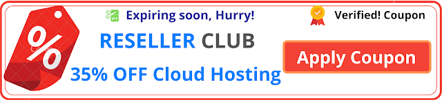 Cloud hosting resellerclub coupon