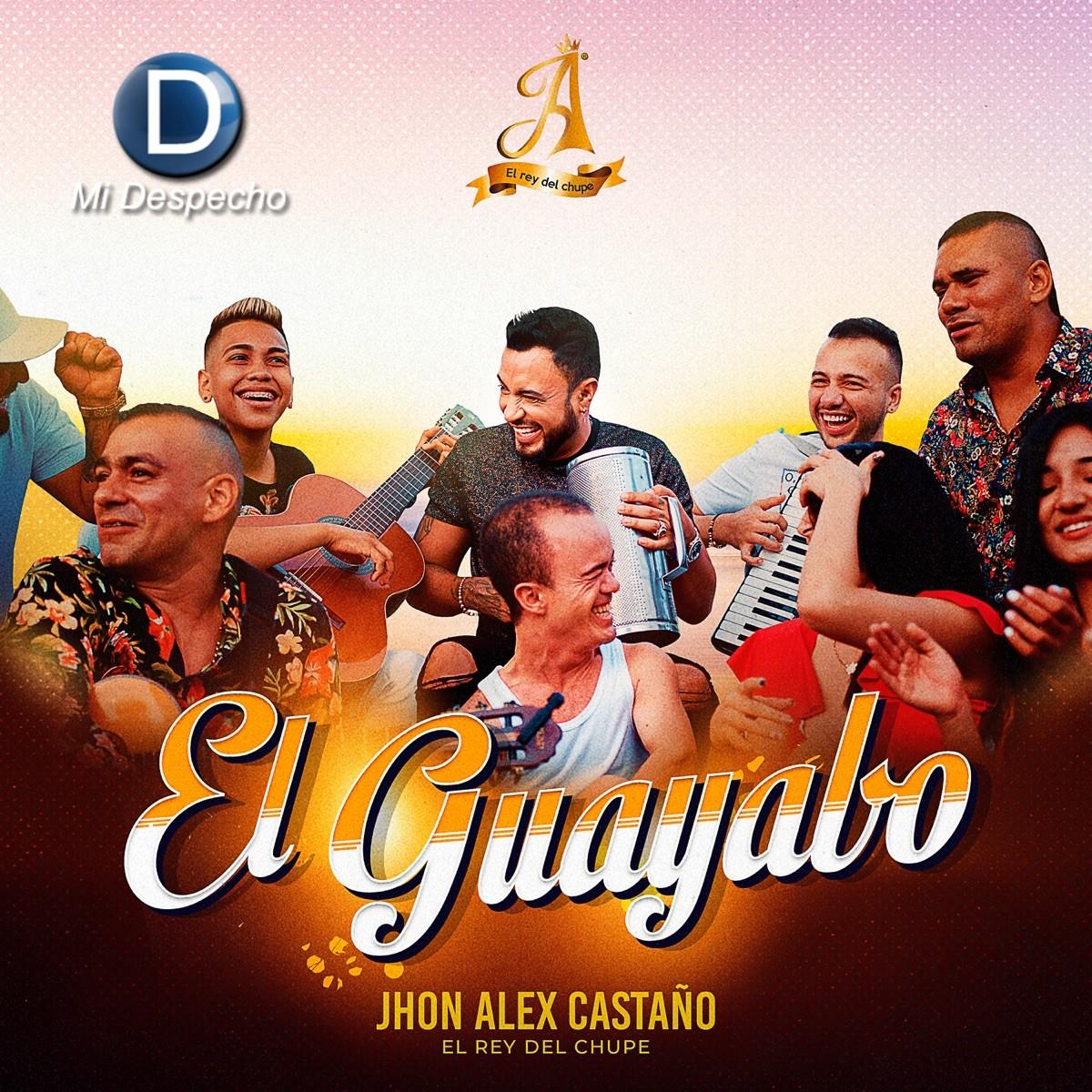 Jhon Alex Castaño El Guayabo Frontal