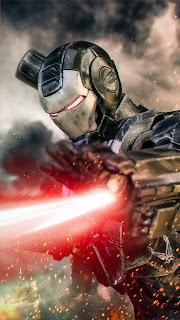 Iron Man Mobile HD Wallpaper