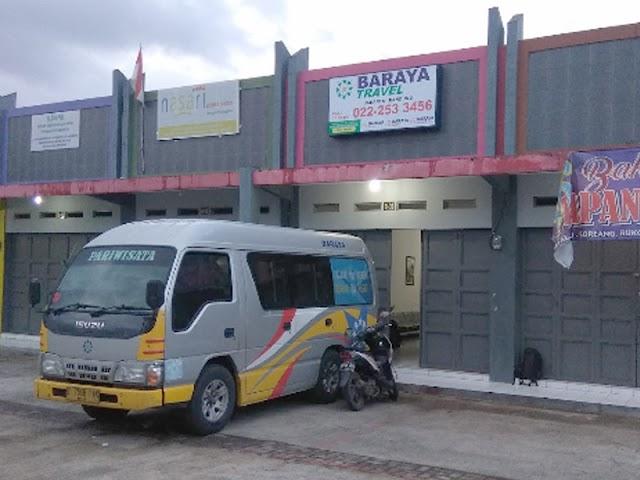 Jadwal Keberangkatan Baraya Travel Soreang