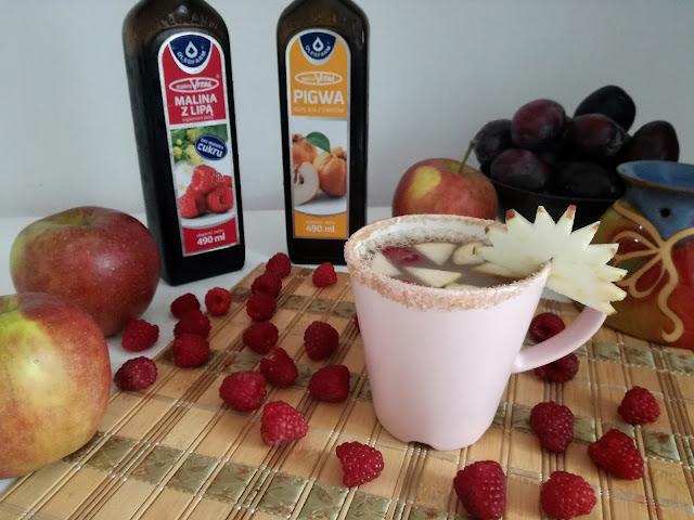 Pij na zdrowie, czyli jabłkowy grzaniec z dużą dawką witaminy C