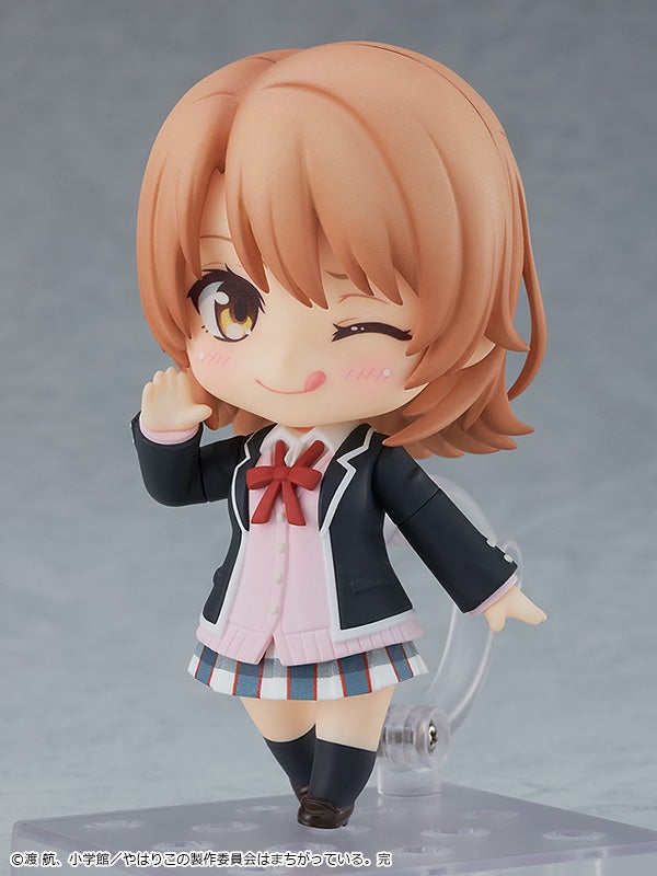Yahari Ore no Seishun Love Come wa Machigatteiru - Nendoroid Iroha Isshiki (Good Smile Company)