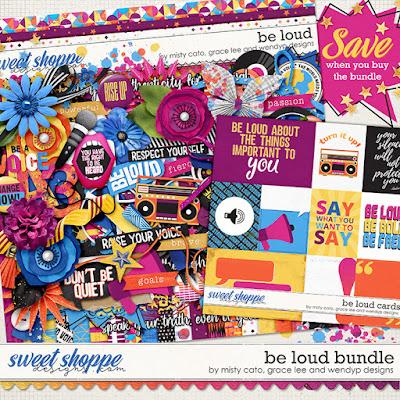 Be Loud Bundle