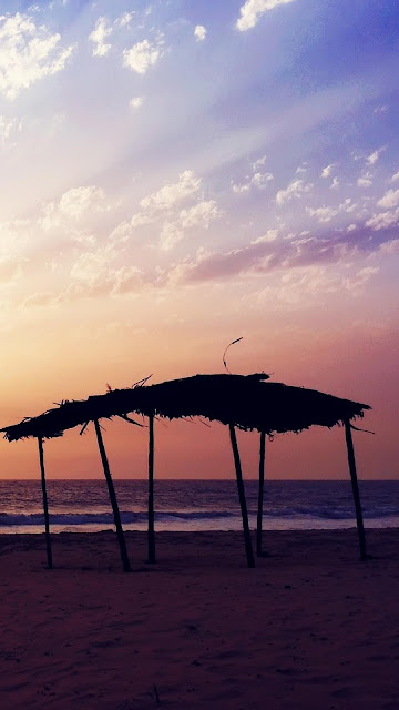 Imagem para Relaxar Praia Abandonada