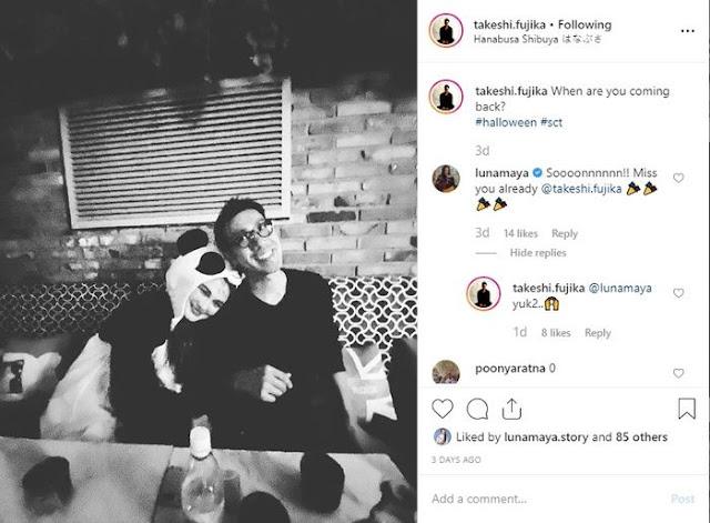 Pernah Bilang Pengen 1 Tahun Jomblo, Artis Indonesia Ini Malah Tertangkap Kamera Peluk Pria Jepang