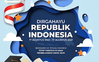Dirgahayu Republik Indonesia 76TH
