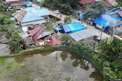 Gempa Sulbar: Penyintas Bencana Butuh Tambahan Terpal untuk Tenda Darurat