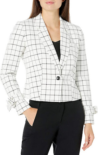 Women's Cropped Blazers