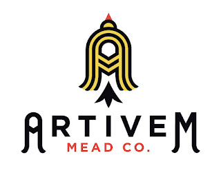 Artivem Mead Co. logo and wordmark