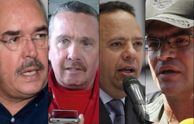 EEUU sanciona a otros cuatro altos cargos de Venezuela