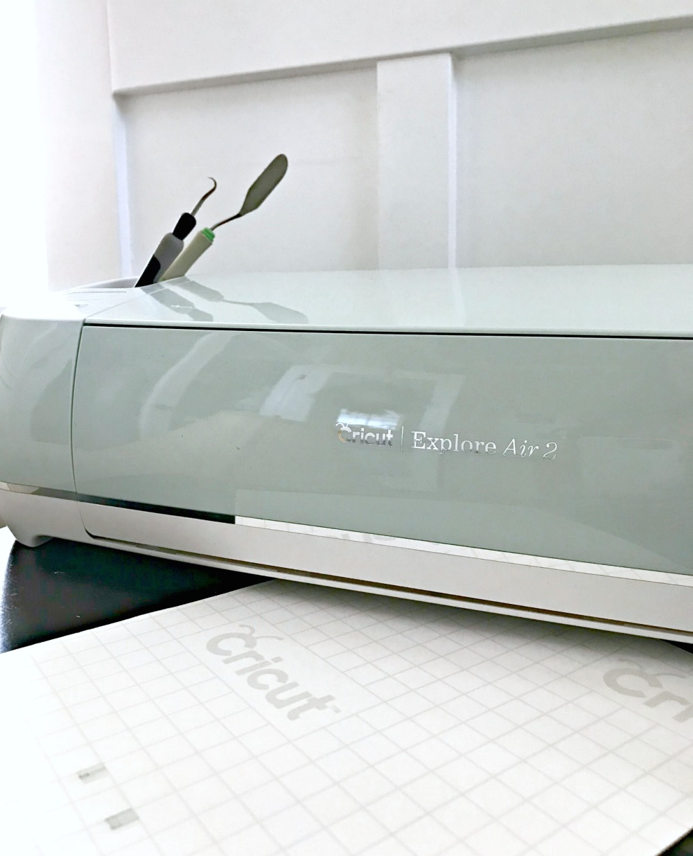 cricut explore cutting machine for christmas projects
