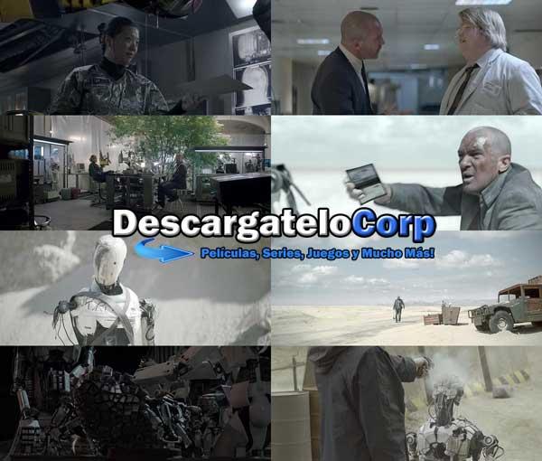 Automata DVDRip Latino