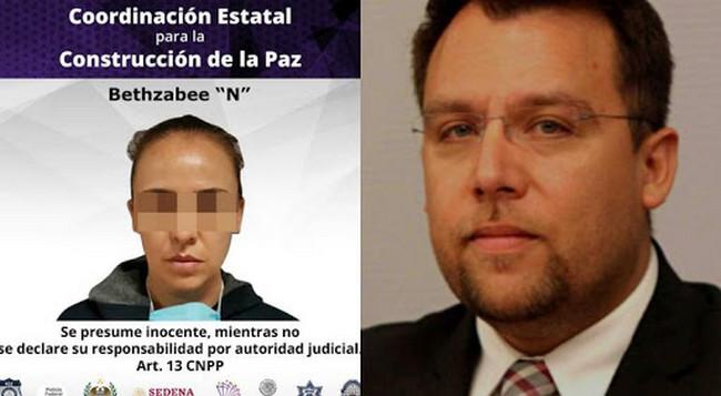 Asesinato de exfuncionario de Peña Nieto fue pasional; buscan a su amante un elemento activo de la SEMAR