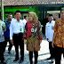 Dua Hari Bupati Klaten Hj Sri Mulyani Pantau Langsung Jalannya UNBK.