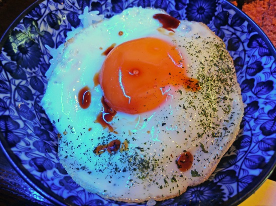 アクアリウム喫茶 慈伴賜 ダブルカツ定食の写真