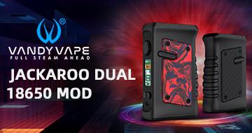 Vandy Vape Jackaroo Dual Mod