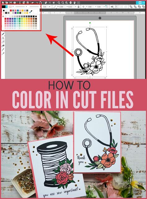 cut files, paper crafts, silhouette studio, silhouette 101, silhouette america blog