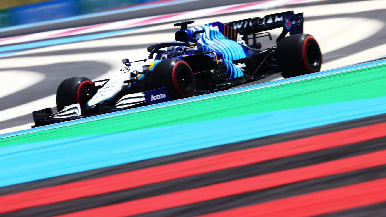 O que a equipe Williams disse - sexta-feira na França