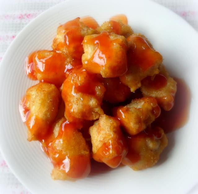 Sweet & Sour Chicken Balls